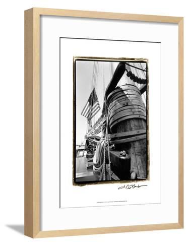 Set Sail V-Laura Denardo-Framed Art Print