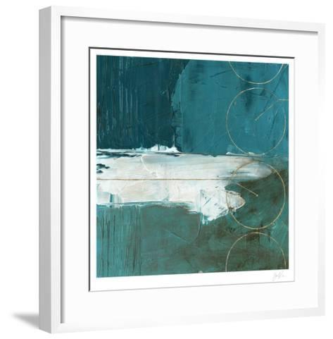 Seabound II-Erica J^ Vess-Framed Art Print