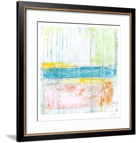 Distant Colors I-Erica J^ Vess-Framed Art Print