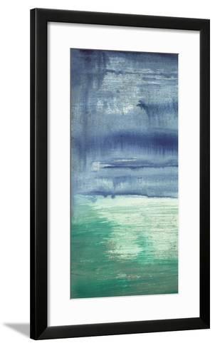 Blue Bayou I-Jennifer Goldberger-Framed Art Print