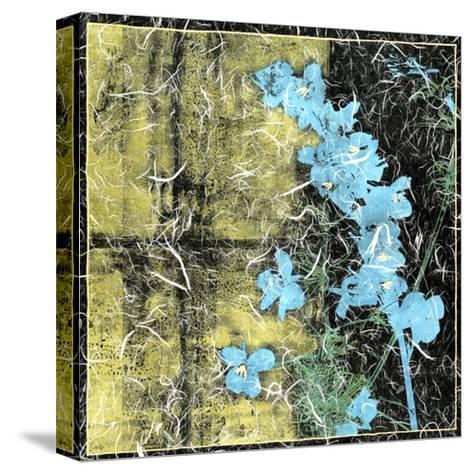 Small Floral Imprint II-Jennifer Goldberger-Stretched Canvas Print