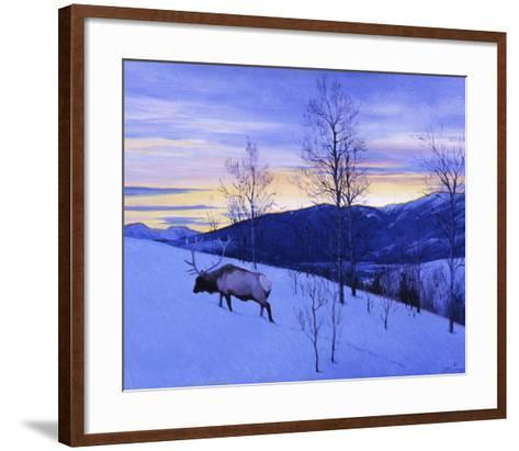 Thanksgiving-Julie Chapman-Framed Art Print