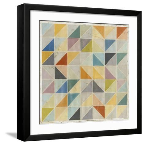 Multifaceted I-Megan Meagher-Framed Art Print