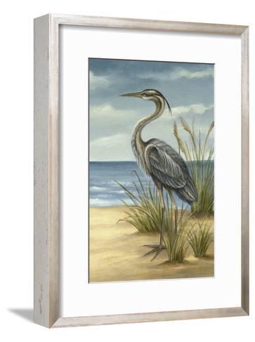 Shore Bird II-Ethan Harper-Framed Art Print