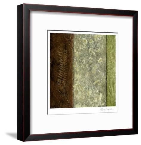 Earthen Textures I-Beverly Crawford-Framed Art Print