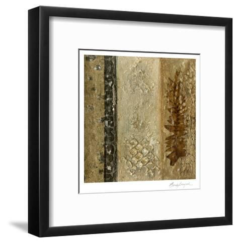 Earthen Textures VII-Beverly Crawford-Framed Art Print
