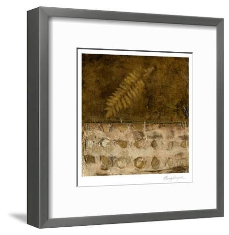 Earthen Textures IX-Beverly Crawford-Framed Art Print