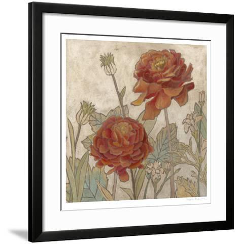 Rising Sun Blooms II-Megan Meagher-Framed Art Print