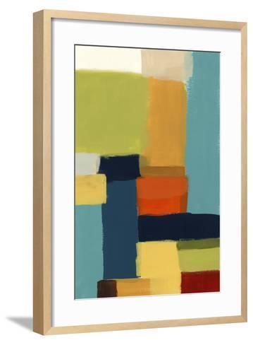 Metro Palette II-Erica J^ Vess-Framed Art Print