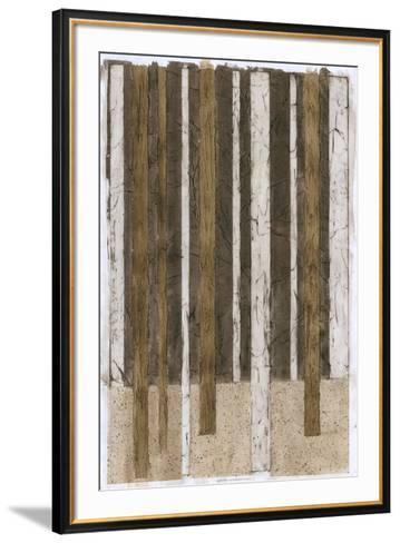 Oakwoods I-Vanna Lam-Framed Art Print