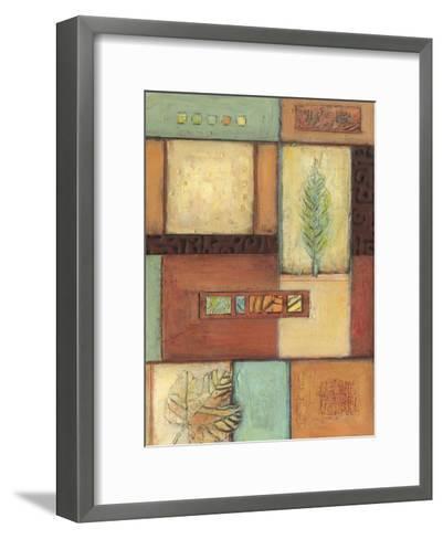 Nature Collage I-Mauro-Framed Art Print