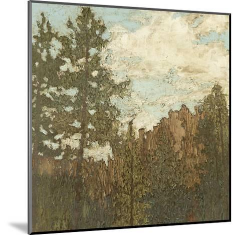 Western View I-Megan Meagher-Mounted Art Print