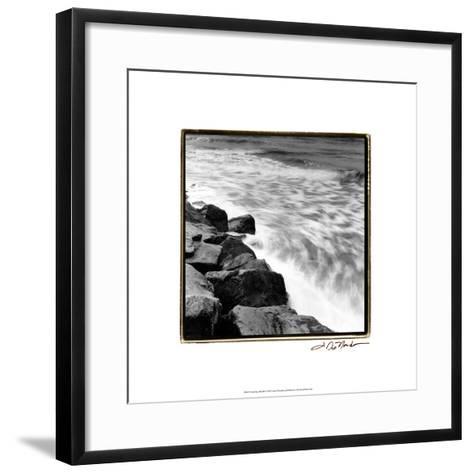 Incoming Tide III-Laura Denardo-Framed Art Print