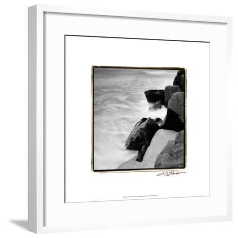 Incoming Tide IV-Laura Denardo-Framed Art Print