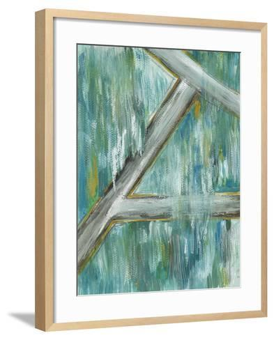 Uncertainty II-Lisa Choate-Framed Art Print