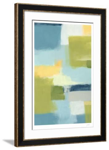 Spring Mist II-Erica J^ Vess-Framed Art Print