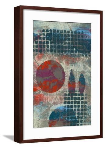 Stellar Orbit II-Jennifer Goldberger-Framed Art Print