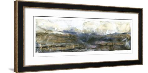 Compassion II-Ferdos Maleki-Framed Art Print