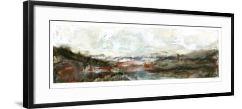 Earth Song I-Ferdos Maleki-Framed Art Print