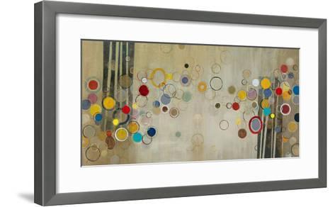 Ring Toss III-Rubin-Framed Art Print