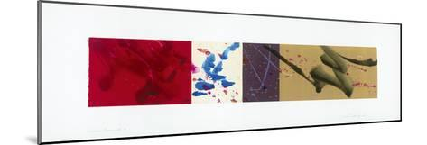 Cross Currents II-Jackie Battenfield-Mounted Giclee Print