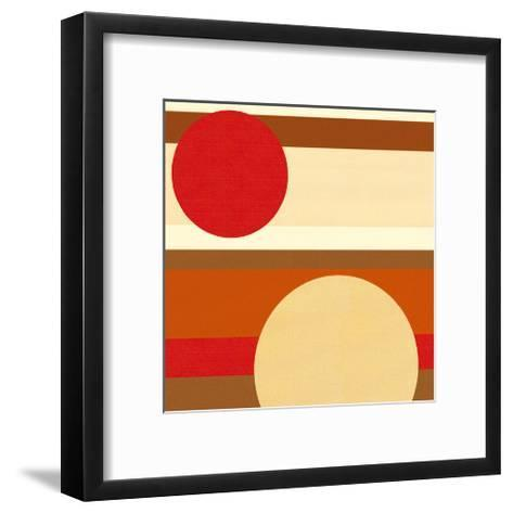 Pepper And Spice I-Gerry Baptist-Framed Art Print