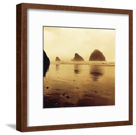 Drifting Sands V-Jo Crowther-Framed Art Print