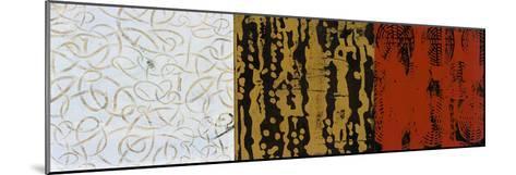 Graphic II-Bridges-Mounted Giclee Print