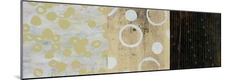 Graphic IV-Bridges-Mounted Giclee Print