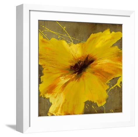 Colourful Flowers II-Bridges-Framed Art Print