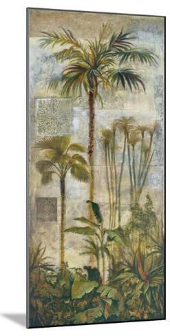 Enchanted Oasis I-Douglas-Mounted Giclee Print