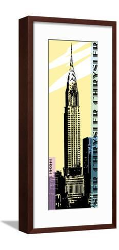Reach For The Sky I-Malcolm Sanders-Framed Art Print