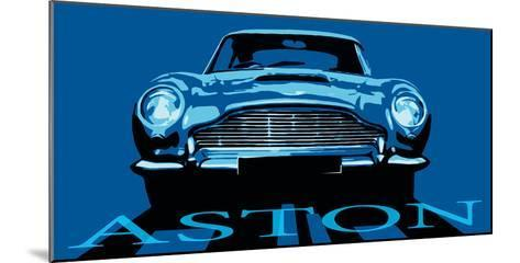 Aston-Malcolm Sanders-Mounted Giclee Print
