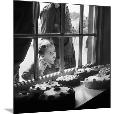Cake Shop, Padstow, Cornwall, 1946-59-John Gay-Mounted Giclee Print
