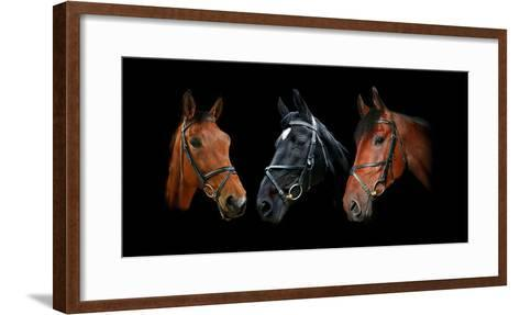 Dynasty-Lesley Wood-Framed Art Print