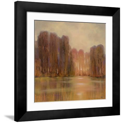 Tranquil Setting III- Hall-Framed Art Print