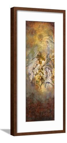 Holding Court II-Bridges-Framed Art Print
