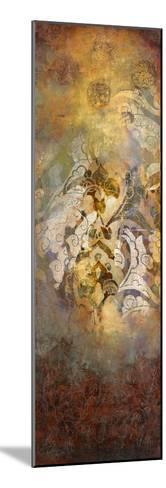 Holding Court II-Bridges-Mounted Giclee Print