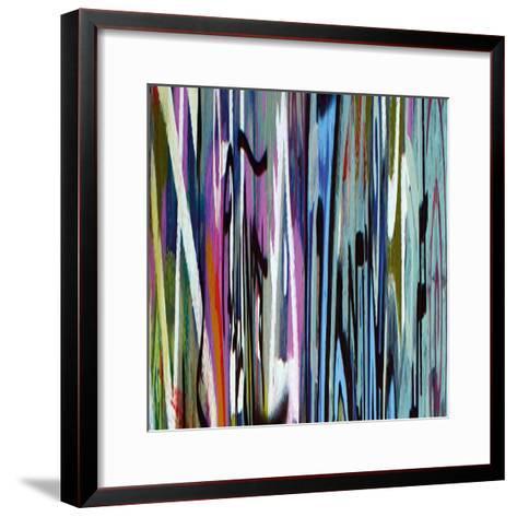 Graffiti I-Tony Koukos-Framed Art Print