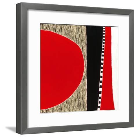 Carnival-Vesna Milinkovic-Framed Art Print