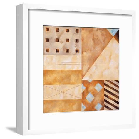 Palermo VI-Ellen Hudson-Framed Art Print