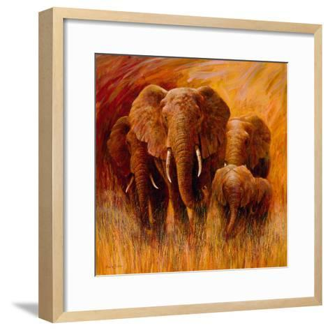 The Wilde Bunch-Nikolai Volutin-Framed Art Print
