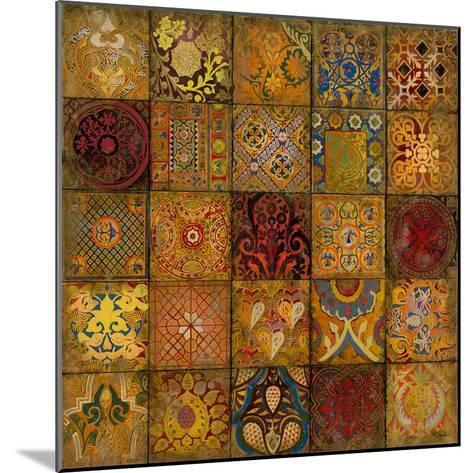 Mosaic III-Douglas-Mounted Giclee Print
