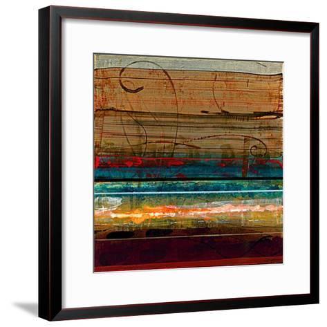 Desert Melody III-Douglas-Framed Art Print