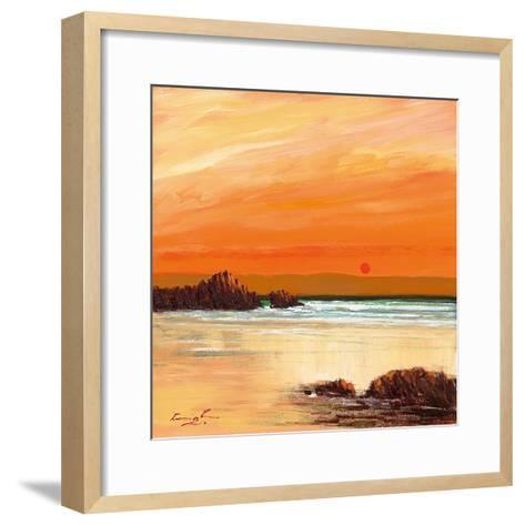 Donegal-William Cunningham-Framed Art Print