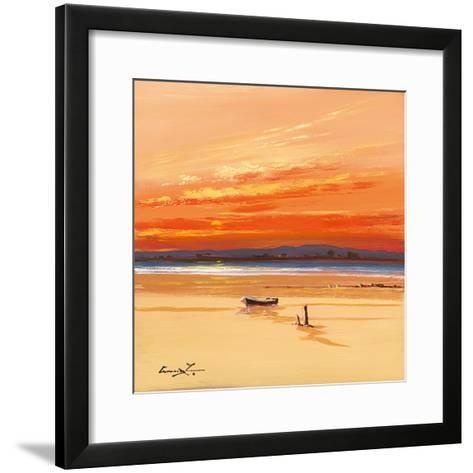 Arns Peninsula-William Cunningham-Framed Art Print