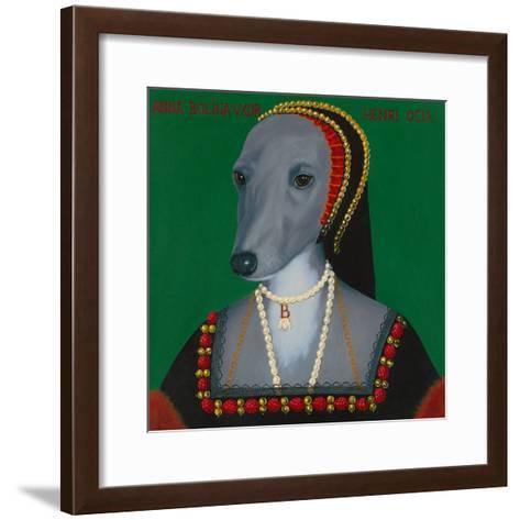 Anna Bolina-Paula Zimmermann-Framed Art Print