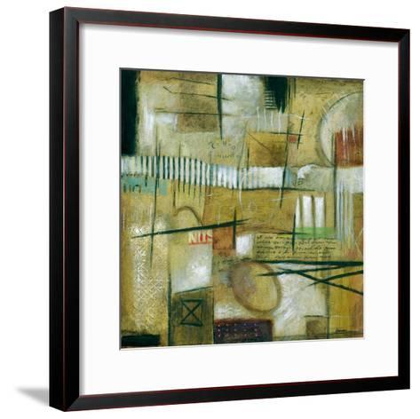 Origin Of Space I-Giovanni-Framed Art Print