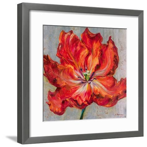 Cinnabar II-Carson-Framed Art Print