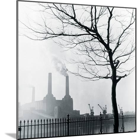 Battersea Power Station-Henry Grant-Mounted Giclee Print
